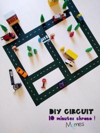 Diy circuit voiture