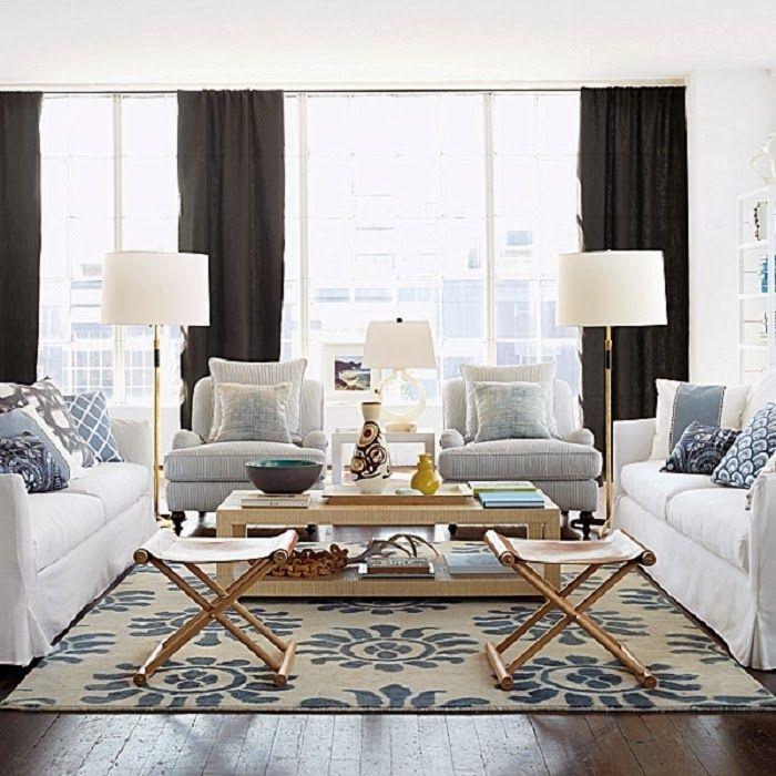 Un salon (d'appartement) qui nous inspire la plage___Créez votre horizon_ Jedecoremonvolet.com