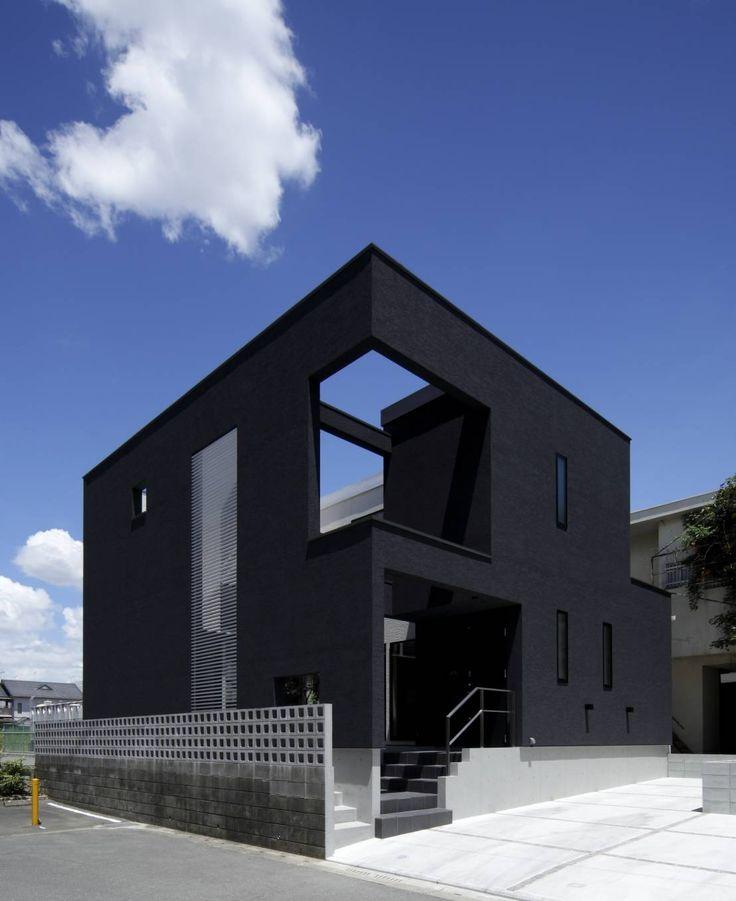 So cool kann man in schwarz wohnen