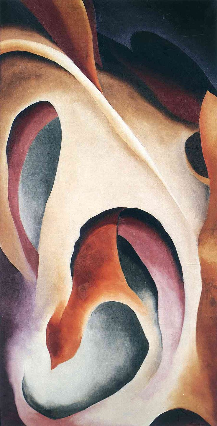 Copy Of Georgia O'keeffe: Color And Collage - Lessons - TES Teach