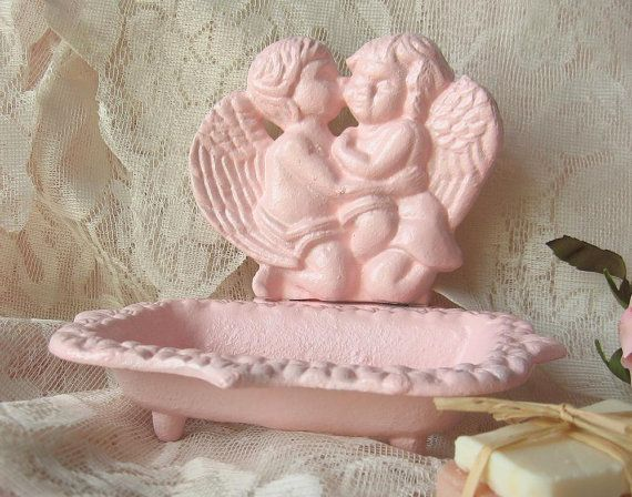 Cast Iron Angels Cherub