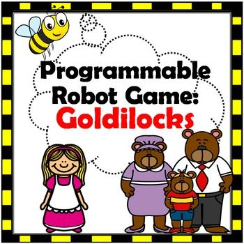 Programmable Robot Game: Goldilocks - Makerspace $3