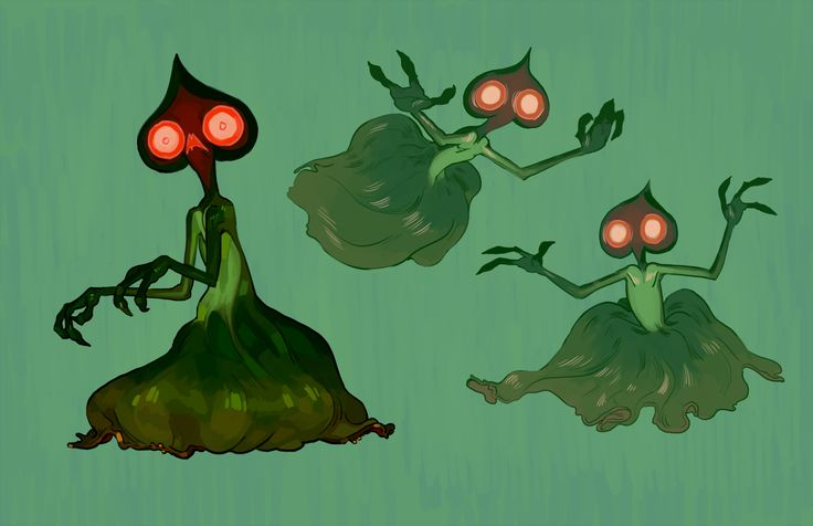 this week's creature lab assignment was to draw a cryptid (i know, right? MY LUCKY DAY)! the flatwoods monster is one that i've never drawn before, so here's my take on it—i wanted to do an interpretation that was more organic than how it's usually depicted.