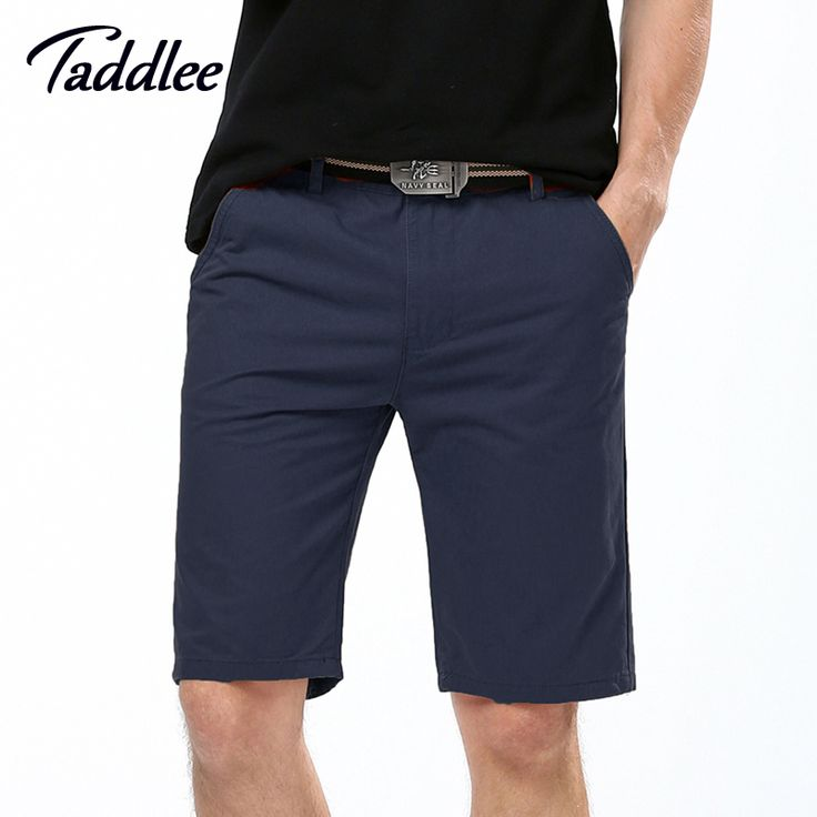 Taddlee Brand Fashion Men's Workout Shorts Casual Shorts Men Cargo Khaki Boxers Denim multipocket Short Bottoms Black Trunks