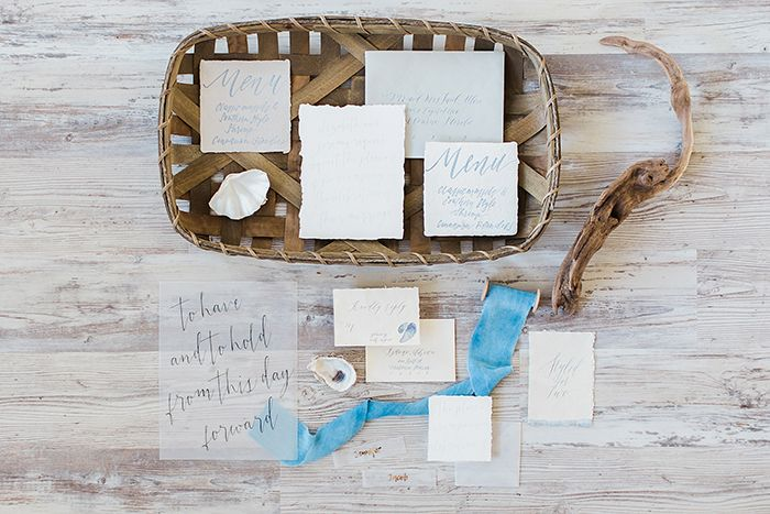 Nautical Neutral Wedding Invitation Suite    #wedding #weddingideas #weddings #nautical #neutral #bohemianwedding #bohobride #stationery #invitations