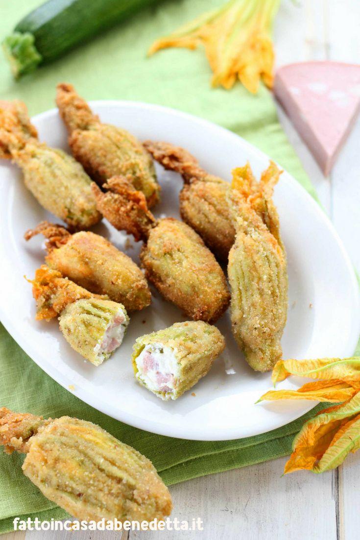 Fiori Di Zucchine Ricette