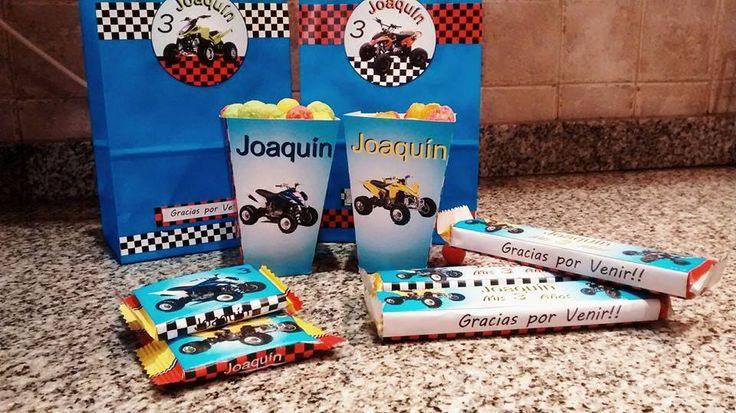 Cuatriciclos para Joaquín