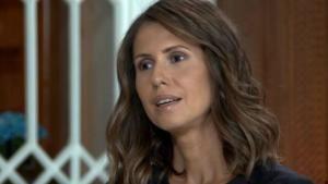 Ibu Negara Suriah Asma al Assad Menolak Tawaran Suaka