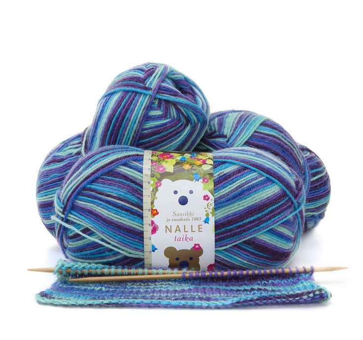 Novita Nalle Taika | Novita knits