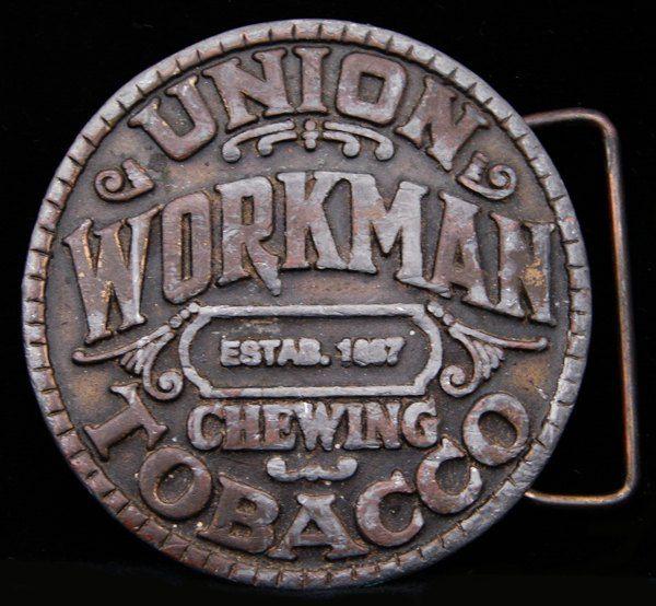 Workman Buckle.