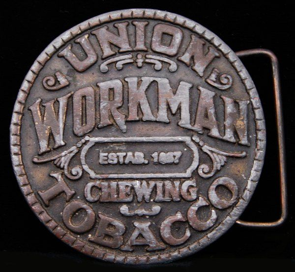 Workman Buckle.