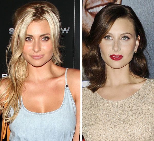 Aly Michalka's Super Dramatic Hair Makeover — Love It