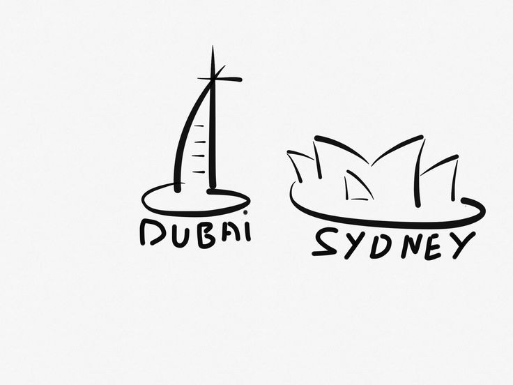 2 different cities.