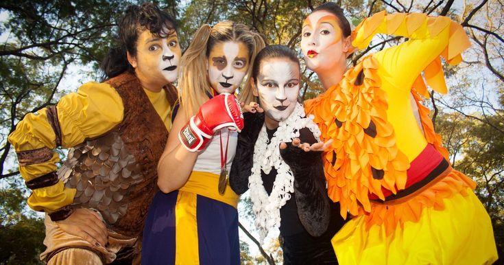 Teatro Municipal recebe espetáculo 'Os Saltimbancos' em Uberlândia
