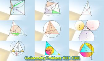 Geometry problems 1051-1060