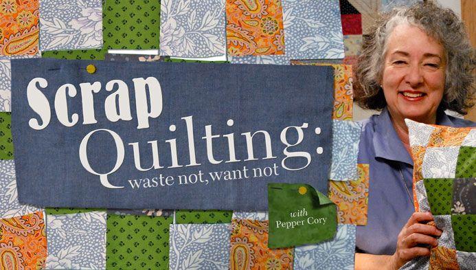 Scrap Quilting