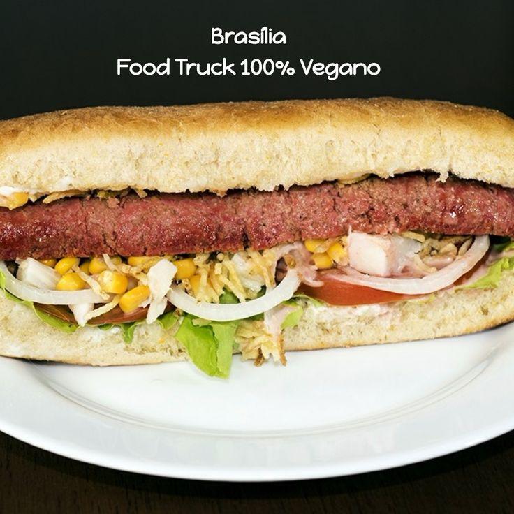Brasília:  Food truck 100% vegano Postam diariamente a rota aqui: www.facebook.com/apetitnatural  #veganismo  #veganismoBrasil   #eventovegano #eventoveganobrasilia #govegan #vegan #aplv  #lactose #brasilia #df #distritofederal #brasiliavegana #foodtruck #veganfoodtruck #foodtruckvegano  #foodtruckvegan #santaclaracafe #sandubavegan #sandubavegano #sanduichevegan #sanduichevegano