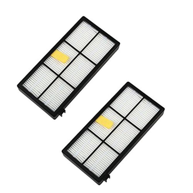 Doinshop Irobot Roomba 800 870 880 Series Vacuum Cleaner Replacement Hepa Filter (2) - Brought to you by Avarsha.com