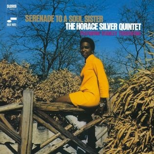 horace silver / serenade to a soul sister