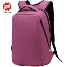 "2016 Tigernu Brand Cool Urban Backpack Men USB Charging Light Slim Minimalist Fashion Women Backpack 14""- 17"" Laptop Backpack(China (Mainland))"