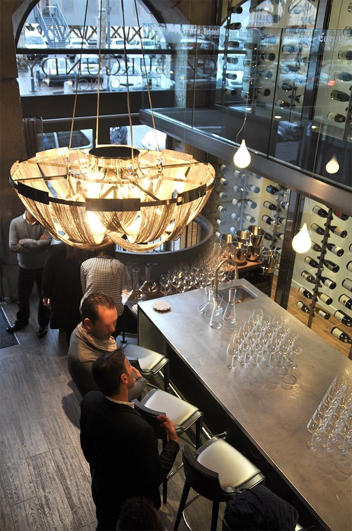 Lyon bar vin bourgogne bonnes adresses pinterest for Salon du vin lyon