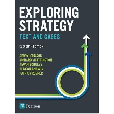 example solution manual exploring strategy text 3550 usd solution manual for exploring strategy text only, 10/e.