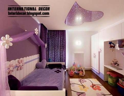 purple canopy bed, canopy beds for girls bedroom