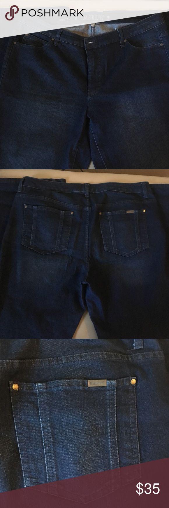 Jennifer Lopez Bootcut jeans 👖 size 16 W Jennifer Lopez Bootcut jeans 👖 size 16 W.  inseam 32/outseam 42.5 👖🛍💞👍🏼 Jennifer Lopez Jeans Boot Cut