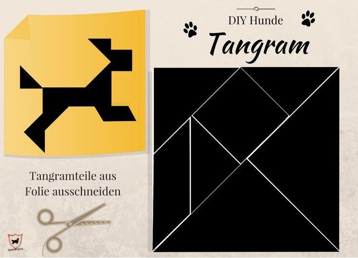 tangram vorlagen  vorlagen schulideen bastelanleitungen
