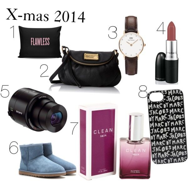 """""""X-mas"""" by iffmann on Polyvore"""