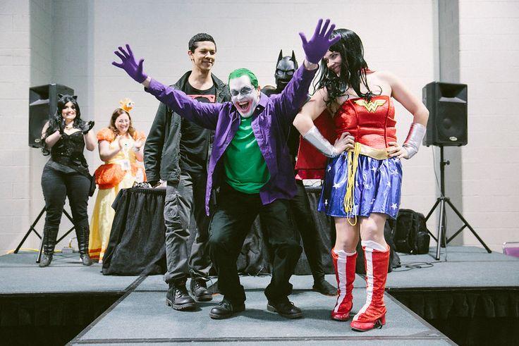 RetroGameCon 2014 - Cosplay Contest...Joker Interrupts - ameliabeamish