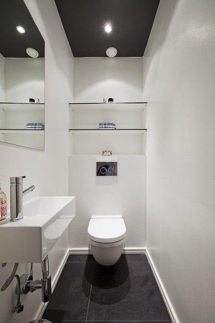 Liten gsttoalett  Gsttoalett i 2019  Bathroom