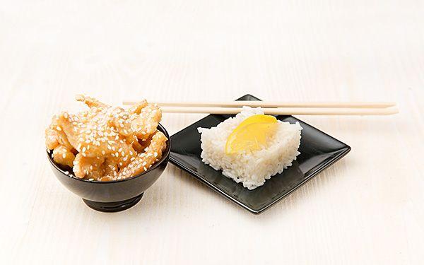 Este plato de pollo al limón se ha popularizado en España gracias a los restaurantes chinos, que no lo dejan pasar en su carta. A lo... @demoslavueltaaldia