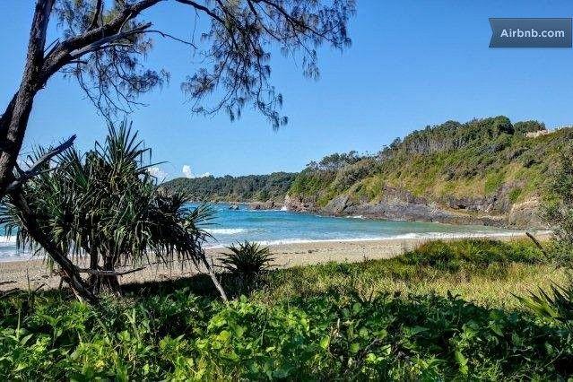 Absolute beachfront Korora near Coffs Harbour