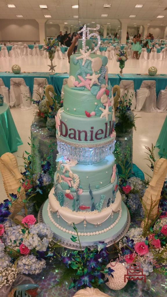32 Best Birthday Cakes By Cakes By Gina Images On Pinterest