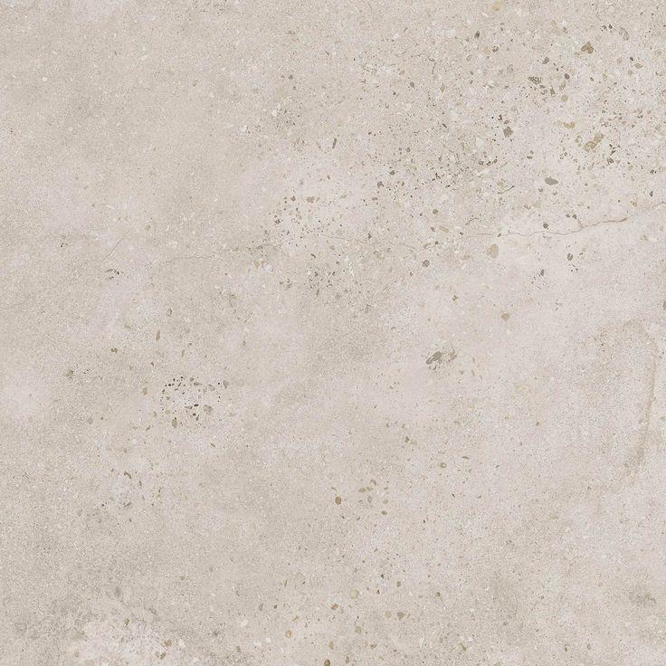 LEROYMERLIN Carrelage sol blanc effet béton Liverpool l.45 x L.45 cm 13,26/m2