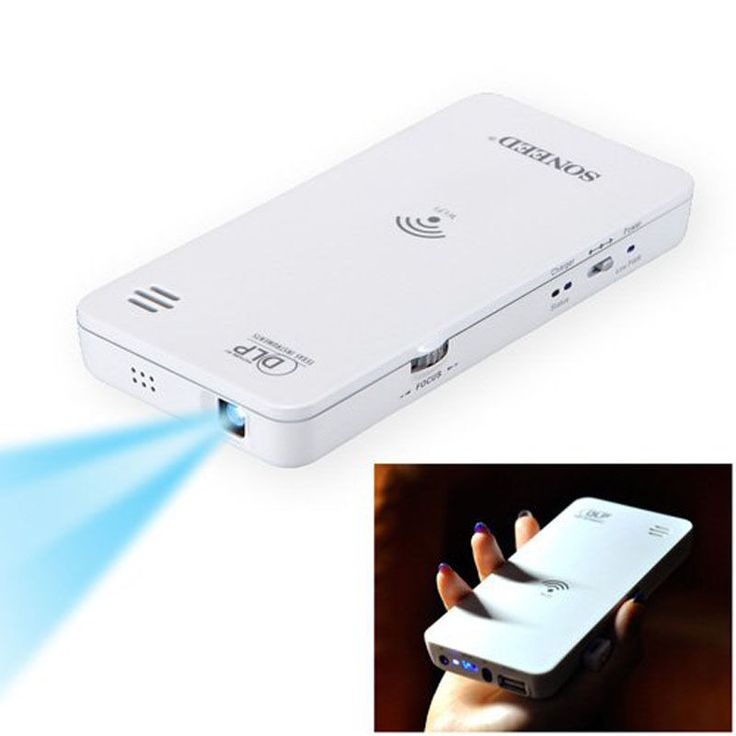 Mini Projectors HD Wireless 3D DLP Wifi Projector for iphone Android Laptop PC | Sound & Vision, DVD, Blu-ray & Home Cinema, Home Cinema Projectors | eBay!