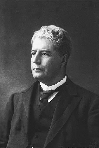 Sir Edmund Barton First Prime Minister of Australia 1901-3