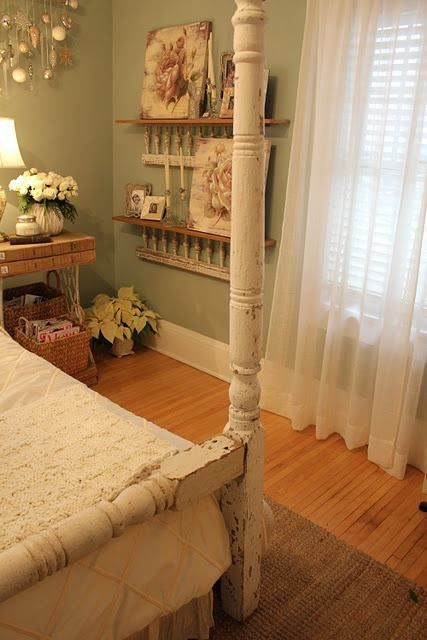 1843 best my style is cottage country shabby chic images for Cantonniere shabby chic