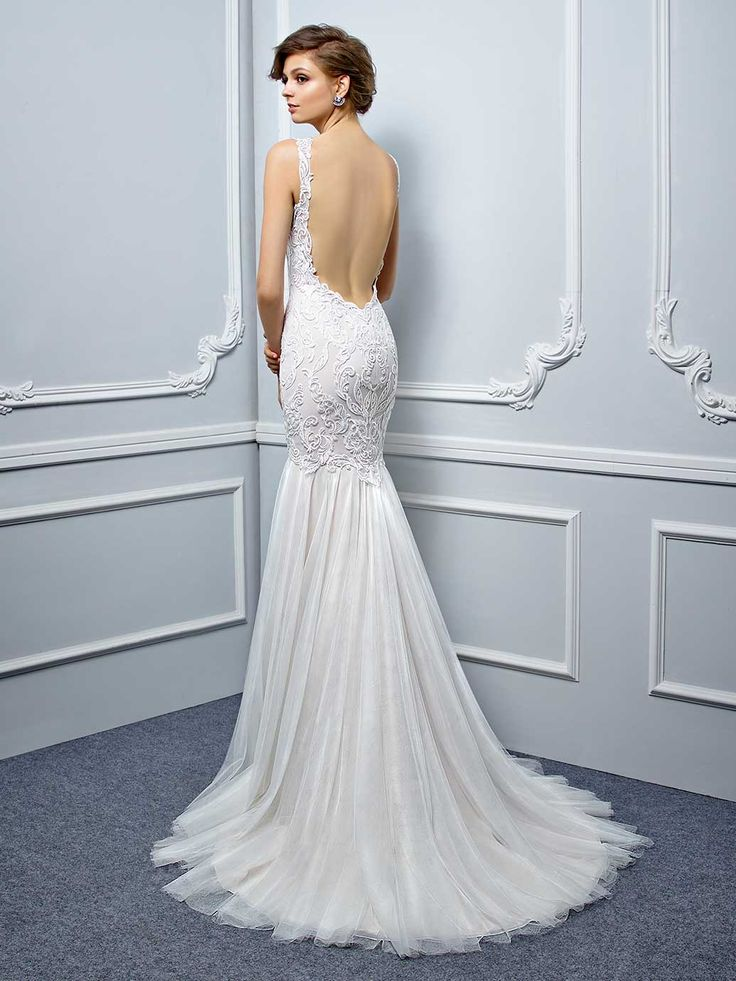 28 best Mermaid wedding dresses@ Michelangela Bridal Boutique images ...