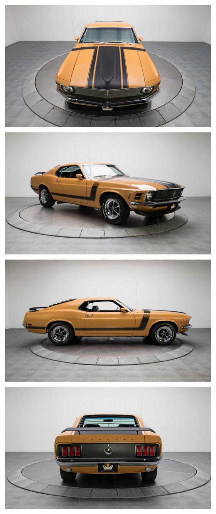 This special-order Speed Yellow 1968 Shelby GT500KR was destined for the crusher. Thankfully someone saw its potential and restored it into a masterpiece #FastandFuriousFriday