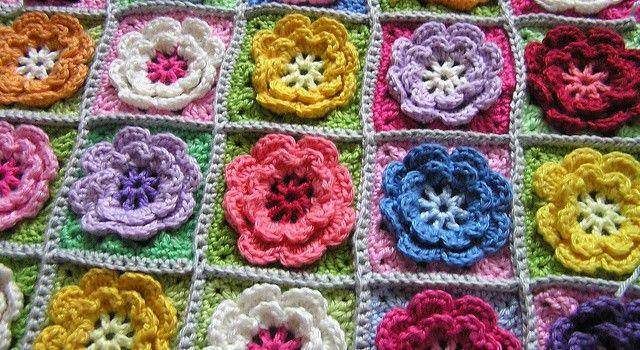 13 best heklanje i pletenje images on Pinterest | Crochet afghans ...
