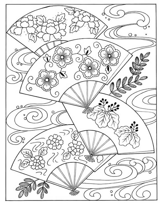 604 best Coloring Pages images on Pinterest  Adult coloring