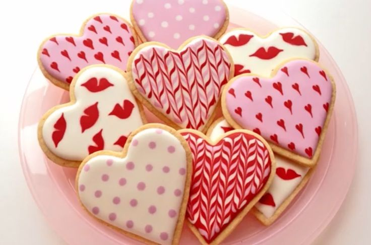 Valentines Day Cookies ❤️❤️