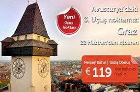 Türk Hava Yolları Uçak Bileti 49 TL | KolayBiletHatti.com
