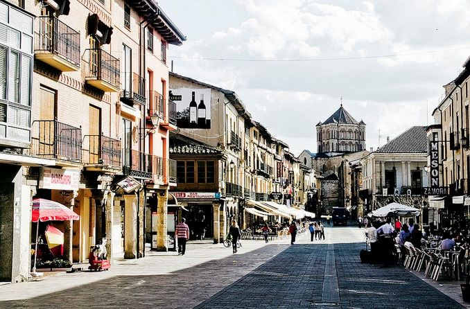 Un recorrido por algunos de los pueblos castellano-leoneses más hermosos.