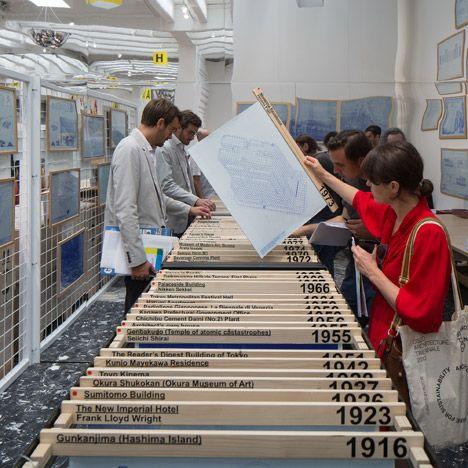 Japan's biennale pavilion celebrates radical 1970s architecture.