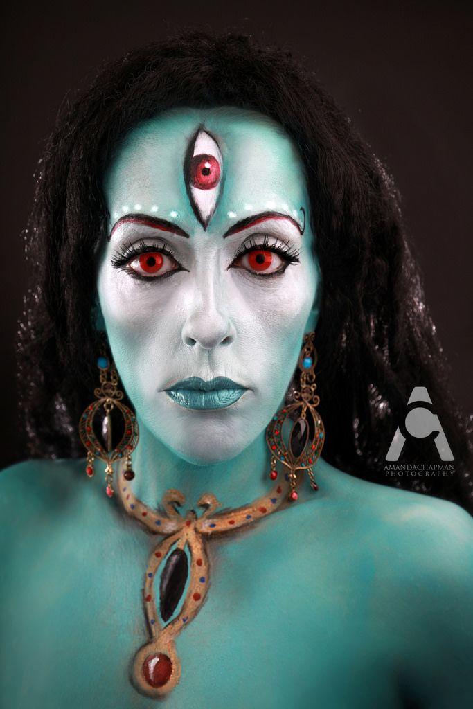 Goddess   by amandachapmanmakeup