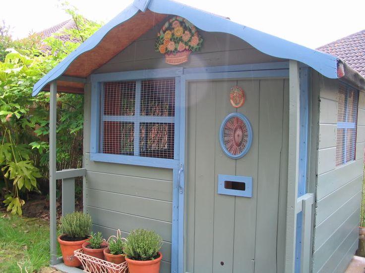 Wendy House Ideas