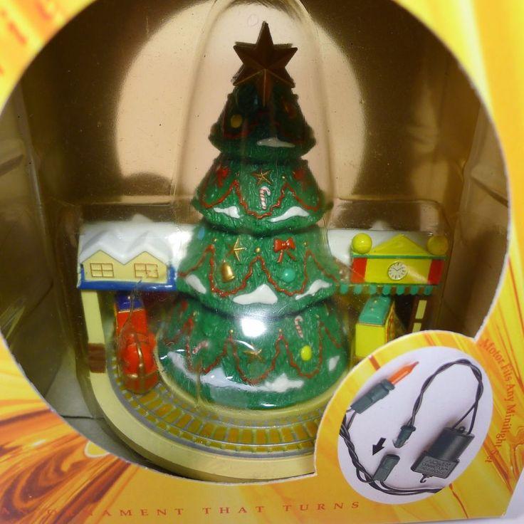 Noma Christmas Decorations: Noma Ornamotion Golden Series Christmas Ornament 89087